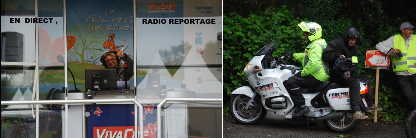 RADIO REPORTAGE & REPORTERS